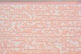 Painel de sanduíche gravado Nsulated exterior da espuma do plutônio da fachada do metal de Walli
