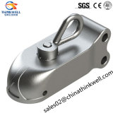 OEM Zinc Plated Straight Trailer Coupling, acoplador de engate de reboque