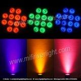 la PARITÀ di 12*10W RGBW LED può indicatore luminoso PAR64