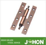 Dobradiça 110X55mm do prendedor da ferragem da porta do aço ou do ferro H, 120X55mm