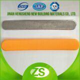 Bodenbelag-Fliese-Edelstahl-leitender Taststreifen für Vorhänge
