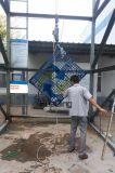 Grande pálete plástica resistente enfrentada dobro da especificação L1600*1400*150 HDPE/PP