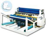 1575-2800製紙機械トイレットペーパーのための産業ロール切り開くRewinder