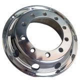 Bordas de alumínio forjadas da roda do caminhão da liga do magnésio (9.00*22.5 8.25X22.5)