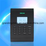 Sistema do comparecimento do tempo do cartão da proximidade RFID com controlador do acesso (SC403)