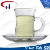 140ml Wholesale neuer Entwurfs-Glastee-Set (CHM8454)