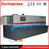 QC12k 10*4000mm CNC Hydraulische Scherende Machine Om metaal te snijden van het Blad van de Controle van de Machine E21s