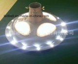 Горячий продавая свет ярда суда площади UFO солнечный