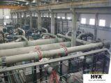 Tubo de la fibra de vidrio para la industria química