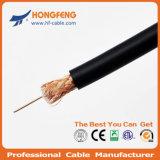 Câble coaxial de liaison Rg59 de qualité