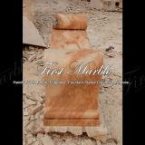 Marmeren Bank & Rode Bank mbt-347 van het Graniet van de Steen van de Lijst Ny