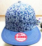Más paño de la impresión en color se recuperan rápidamente y la gorra de béisbol del bordado de 3 D
