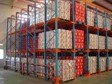 Warehousing를 위한 Racking System에서 모십시오