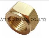 CNC - CNC de Delen van het Messing