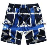 Il tessuto di nylon si imbarca sugli Shorts, Shorts della spiaggia stampati camuffamento dell'uomo