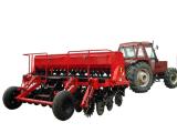 Ninguna repicadora de la fertilización del trigo de la labranza