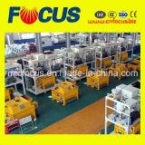 Горячий продавая смеситель двойного вала Js4000 конкретный для конкретного дозируя завода