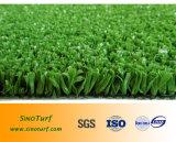 tappeto erboso sintetico del filato fibrillato 10mm per Gateball