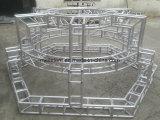 Алюминиевая ферменная конструкция цели для напольной структуры ферменной конструкции подъема экрана