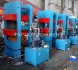 Vulcanisateur de vulcanisation de machine de presse Waterstop de plaque en caoutchouc de compactage de Xlb-Dq800X800