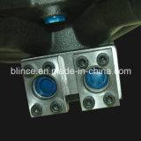 Motore esterno Nhm16-1800 del pistone della scanalatura per la macchina di plastica dello stampaggio ad iniezione