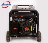 Alta qualidade 5kw para o gerador silencioso da gasolina da soldadura do motor da potência de Honda