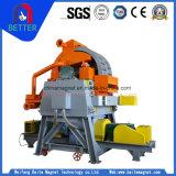 Séparateur magnétique élevé d'équipement minier de gradient de Lhgc pour concentrer le minerai de fer