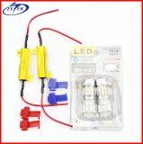 Bulbos brancos/do âmbar 3157 Switchback do diodo emissor de luz para luzes de sinal da volta