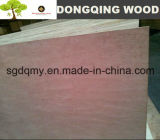 contre-plaqué de 3mm, contre-plaqué rouge de bois dur, feuille de contre-plaqué de meubles