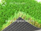 het Kunstmatige Gras van de Vrije tijd van de Tuin van het Landschap van 35mm (sunq-HY00171)