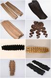 バージンUnprocessed Peruvianかブラジル人またはインド人またはロシアまたはヨーロッパのHuman Hair Weaving/Extesions