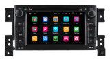 Lettore DVD dell'automobile di Hla per il Android un'automobile DVD GPS dei 5.1/1.6 gigahertz per grande Vitara audio percorso 3G WiFi GPS radiofonico del Suzuki