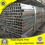 Tubo d'acciaio del quadrato della sezione della cavità dell'acciaio dolce
