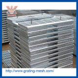 Grating van het staal de Mat van de Deur/Grating van het Staal Blad