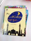 Impresión obligatoria del libro de estudio de los niños del cosido de pliegos Softcover