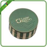 Diseño Caja redonda de cartón personalizada