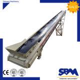 Système en caoutchouc portatif de convoyeur à bande de Sbm Width400