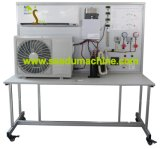 簡単な圧縮の冷凍回路の教授装置教育訓練用器材