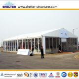 PVC Fabric Aluminum Alloy Frame (M20)를 가진 20X20 Permanent Tent