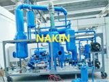 De Machine die van de Distillatie van de Olie van de Motor van het afval in het Smeren van de Olie van de Basis veranderen