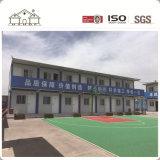 Hogares prefabricados baratos de la casa de la construcción rápida, casa de la casa prefabricada de China de las propiedades inmobiliarias
