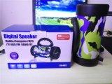 2017 de Nieuwe Openlucht Draagbare Mini Cilindrische Spreker van Bluetooth van het Handvat Subwoofer