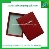 Коробка подарка упаковки бумаги коробки браслета