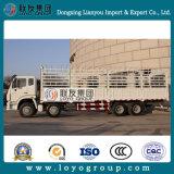 De Vrachtwagen van de Tractor van de Lading van Hohan 8X4 met Beste Prijs