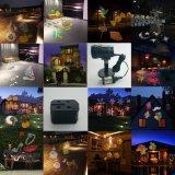 Luz desmontable del proyector de 14 mini diapositivas para la decoración del día de fiesta