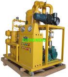 Alta planta de la filtración del petróleo del transformador de Volatage, purificación del aceite aislador
