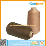 Filato strutturato continuo di nylon di 100% per Overlock 100d/2
