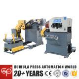 Alimentador automático 3 do Straightener de Uncoiler da máquina em 1 (MAC4-600)