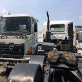 건축기계 장비 Hino 700 스페셜 트랙터에 의하여 사용되는 트럭 헤드