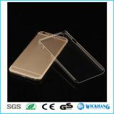 Caisse dure de peau de PC clair transparent pour l'iPhone 8